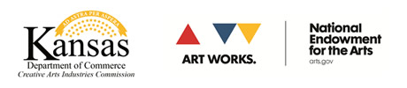 Kansas Creative Arts Industries Commission & National Endowment for the Arts